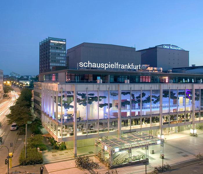 © schauspielfrankfurt, Foto: Alexander Paul Englert